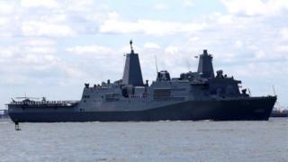 अमेरिकेची युद्धनौका यूएसएस आर्लिंगट्न
