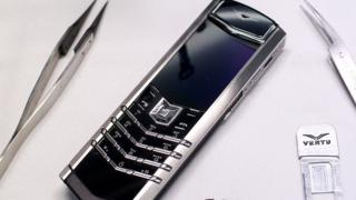Vertu Signature phone