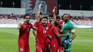 بحرین با این پیروزی هفت امتیازی شد و بالاتر از ایران قرار گرفت
