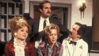 Cast of Fawlty Towers