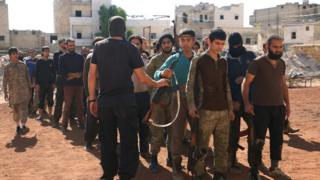 Halep'teki muhalifler