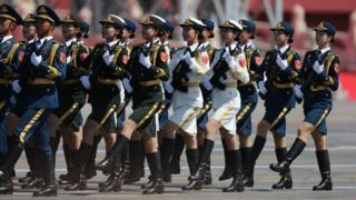 Китайські військові