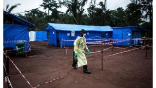 Ile ebola ati ọkunrin kan to dira
