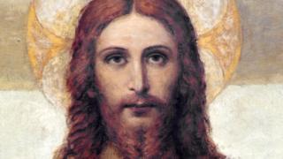 Painting - the heart of Jesus, Padua