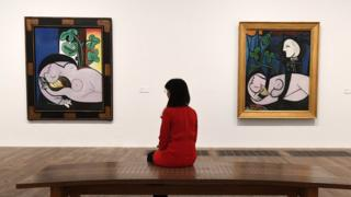 Picasso exhibition at Tate Modern
