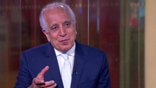 خلیلزاد: درېیو اوونیو کې به د افغانستان په اړه د ټرمپ تګلاره بشپړه شي