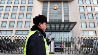 中国对维权律师和活动人士的打压引发关注(资料图片)