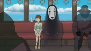Still from Spirited Away