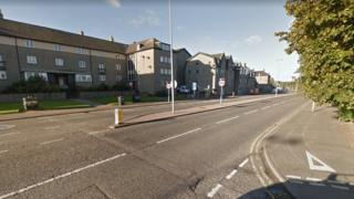 Elderly driver 'critical' after two-car crash in Aberdeen