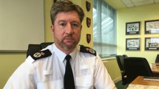 Norfolk chief constable Simon Bailey