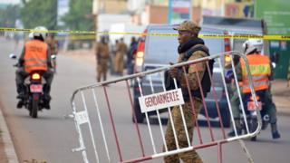 Burkina : le corps de la paix quitte le pays