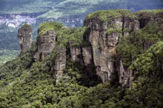 El Parque Chiribiquete