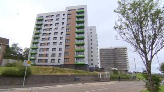 Clyne Court, Sketty, Swansea