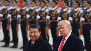 Trump, Tập, Trung Quốc