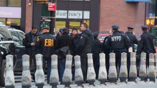 поліція, нью-йорк