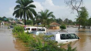 Mafuriko nchini DR Congo