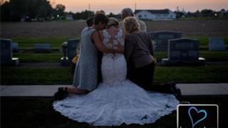 제시카 파데트는 지난 9월 29일 켄달 머피와 결혼할 예정이었다