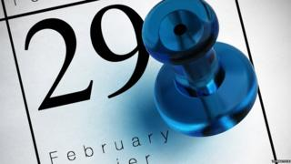 February 29 is Leap Year day