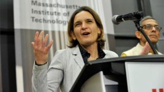 Esther Duflo: 'Nobel Prize will be a megaphone'