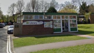 Marshalswick library