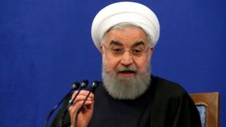 İran Cumhurbaşkanı Hasan Ruhani