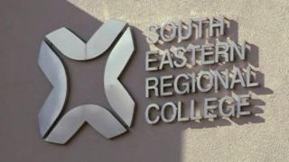 South Eastern Regional College logo