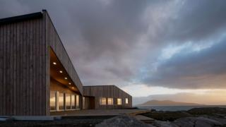Pairc Niseaboist and Talla na Mara, Isle of Harris (combined £2.4m) - Rural Design for West Harris Trust