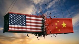 અમેરિકા અને ચીનનું વેપારયુદ્ધ