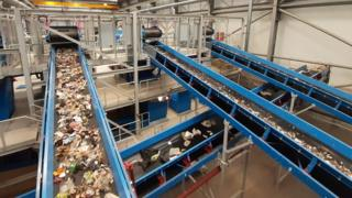 Waste treatment in Bargeddie