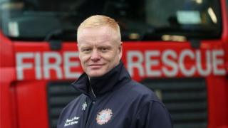Tyne and Wear Fire and Rescue Service chief fire officer Chris Lowther