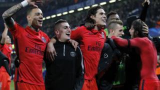 La finale se joue entre le Paris Saint-Germain et Angers