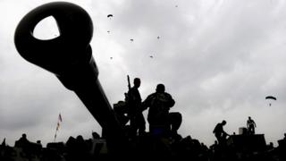 Ilustrasi. Anggota TNI juga menjadi korban penembakan di Papua