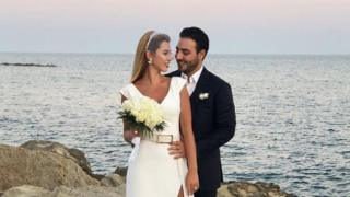 مسلمة تتزوج مسيحيا في لبنان على أنغام الترانيم والأذان