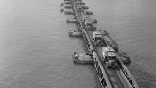 Mulberry Bridge, summer 1944