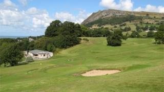 Clwb Golff LLanfairfechan