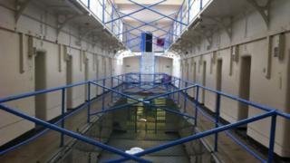 Inside Northallerton Prison