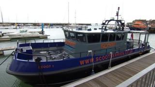 Scoot Ferry
