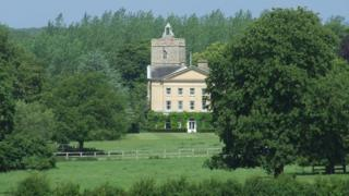 Great Thurlow hall