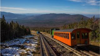 File photo of Mount Washington, New Hampshire