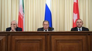 Moskova toplantı