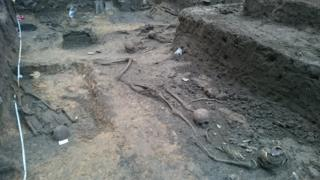 Roman remains in Lincoln