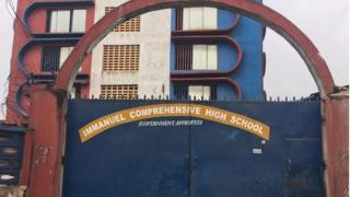 Immanuel Comprehensive High School