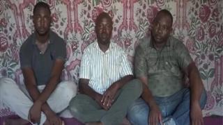Boko Haram ta sace malaman ne lokacin da suke aiki a tafkin Chadi