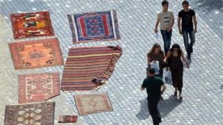 turistlər, bakı, Azərbaycan, ərəb turistlər
