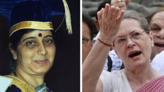 சோனியா காந்தியுடனான பனிப்போரில் சுஷ்மா ஸ்வராஜ் வெற்றிபெற்றது எப்படி?