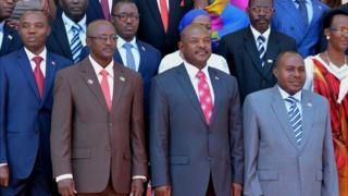 Inama nshikiranganji za leta y'u Burundi zizoja zirabera mu muji wa Gitega