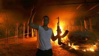 Нападение на консульство США в Бенгази