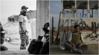 Montagem: Gabriel Chaim e Felipe Dana em Mossul