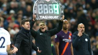 Tottenham-manager-Mauricio-Pochettino-complains-about-time-wasting.