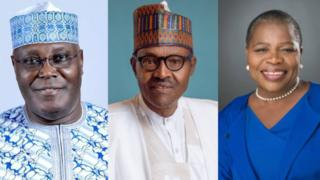 Atiku, Buhari and Oby